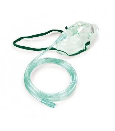 Maschera Ossigenoterapia Adulti senza Reservoire (1pz)
