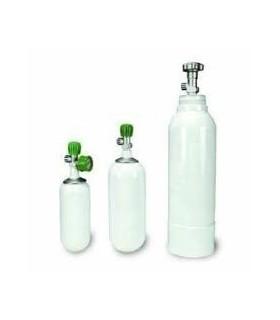Bombola per ossigeno F.U. 3 l (vuota)