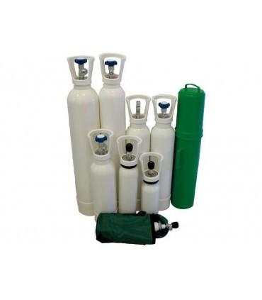 Bombola per ossigeno F.U. 50 l (vuota)