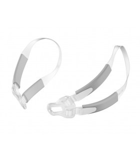 Headgear Resmed Bella™ Gray - per maschera Swift FX