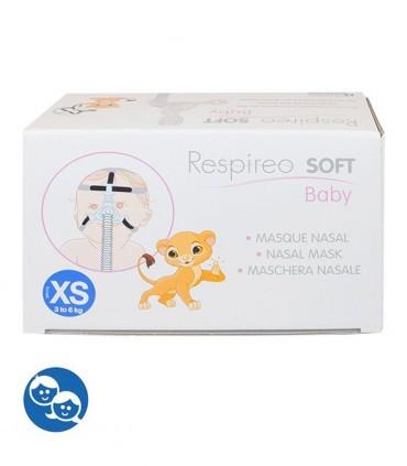 Maschera pediatrica Soft Baby - Respireo