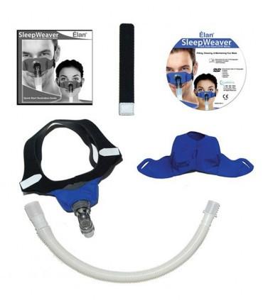 Maschera nasale SleepWeaver Élan Starter Kit di Circadiance