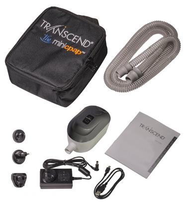 Mini Auto CPAP - Somnetics Transcend 3