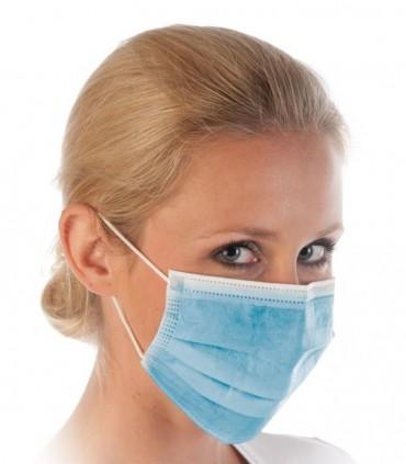 Mascherine chirurgiche tre strati - Oxystore