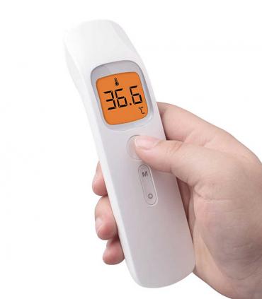 Termometro A Infrarossi Senza Contatto Oxystore Il termometro a infrarossi serve per misurare temperatura senza contatto. termometro termoscanner a infrarossi senza contatto oxystore