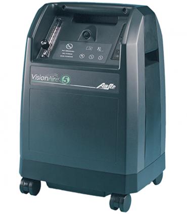 AirSep VisionAire 5 l/min concentratore di ossigeno stazionario - Chart