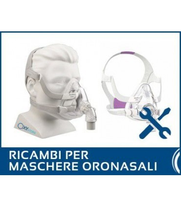 Accessori e ricambi per CPAP Philips Respironics