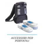 Accessori per concentratori portatili