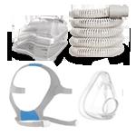 Ricambi per CPAP e maschere