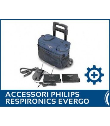 Accessori e ricambi per CPAP Transcend